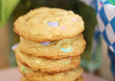 Easter M&M® Cookies