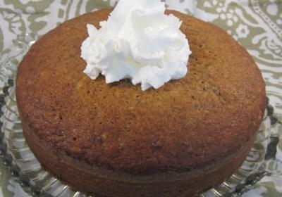 Tanya's Date Cake