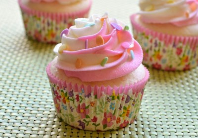 Smooth Buttercream Frosting
