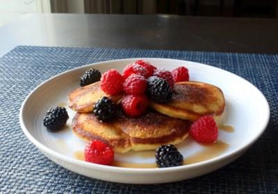 American-Style Souffle Pancakes