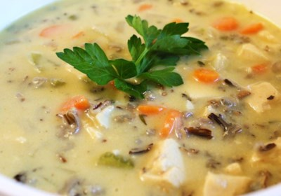 Chicken Wild Rice Soup I