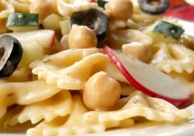 Greek-alicious Pasta Salad