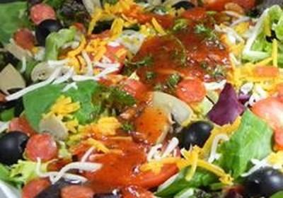 Pizza Salad I