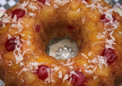 Hawaiian Pineapple Upside Down Cake