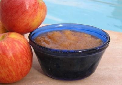 Blushing Applesauce