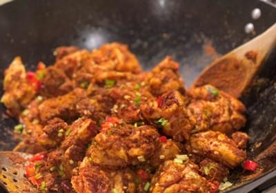 Al's Burmese Chicken Curry