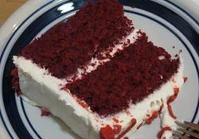 Savannah's Perfectly Ravishing Red Velvet Cake