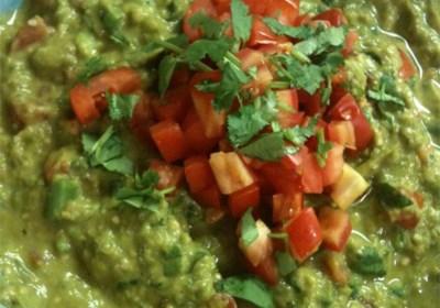 Asparagus 'Guacamole'
