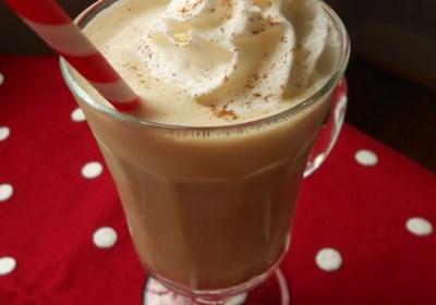 Eggnog Coffee Punch
