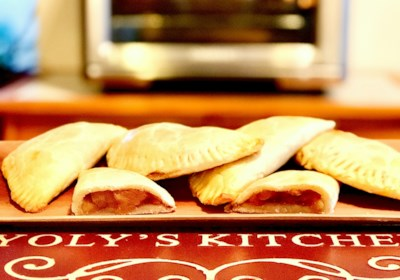 Baked Apple Empanadas