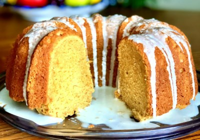 World's Best Sweet Potato Pound Cake