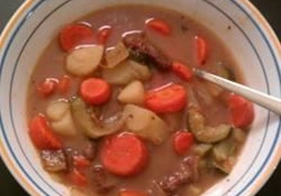 Angel's Old Fashioned Beef Stew