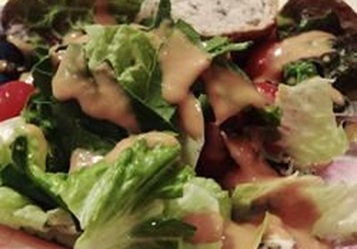 Aunt Betty's French Dressing