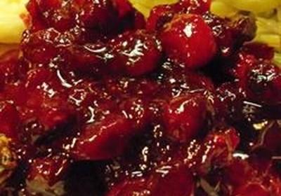 Cranberry Sauce II