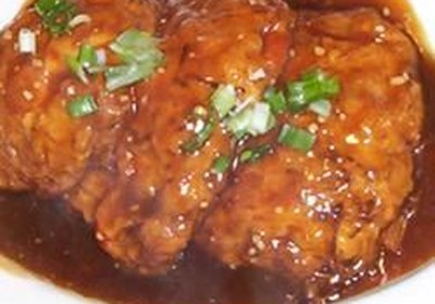 Lighter Chicken Egg Foo Young