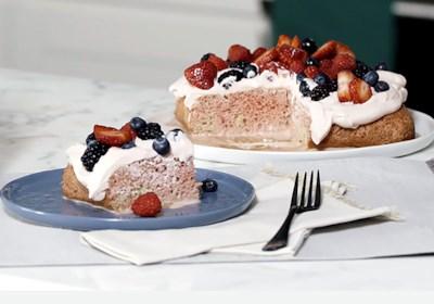 Baileys Red Velvet Tres Leches Cake