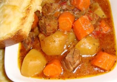 Swiss Steak Stew
