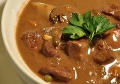 Slow Cooker Beef Round Stew