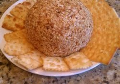 Cheese Ball with Cream Cheese