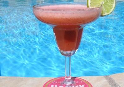 Strawberrylicious Daiquiris