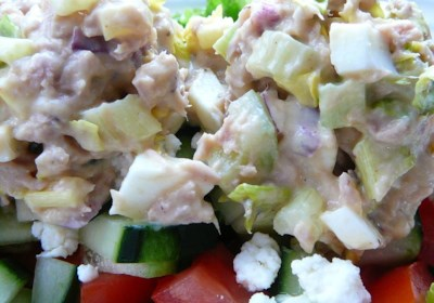 New Wife Tuna Salad