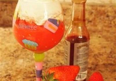 Strawberry Daiquiri by Request