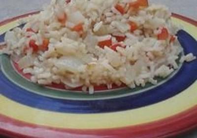 Maria's Spanish Rice