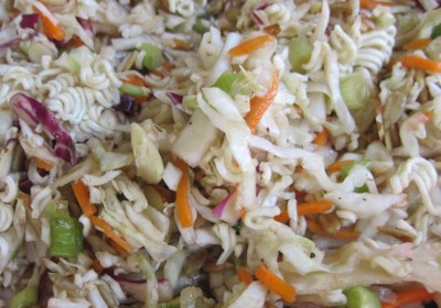 Dad's Asian Slaw