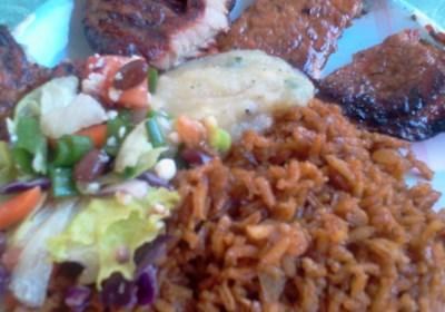 Jennifer Kaye's Spanish Rice