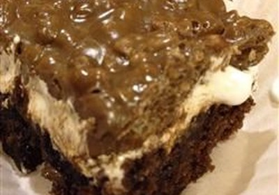 Krispy Brownie Delights