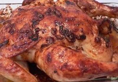 Michelle's Roast Chicken