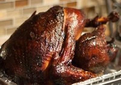 Honey Smoked Turkey