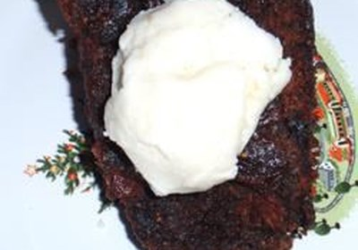 Sweet Figgy Pudding