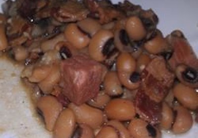 Dave's Georgia Black Eyed Peas