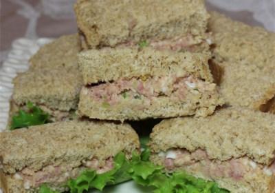 Ham and Egg Salad Sandwich Spread