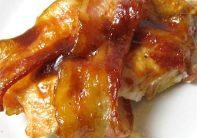 Barbeque Bacon Chicken Bake