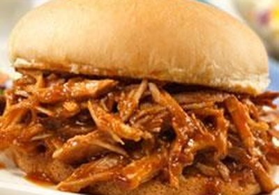 Campbell's® Slow-Cooked Pulled Pork Sandwiches