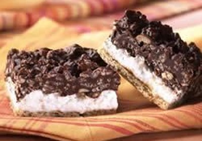 Chocolate Marshmallow Yummies