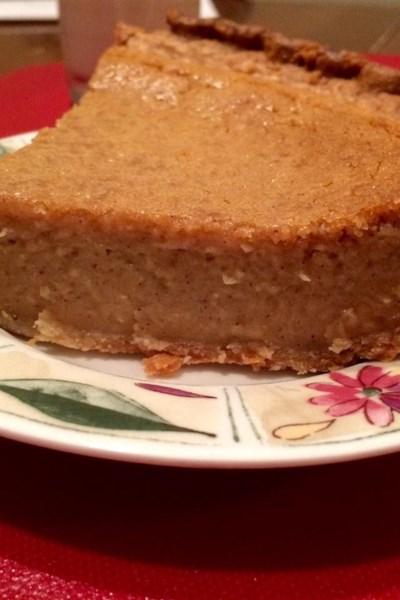 No Fail Bean Pie