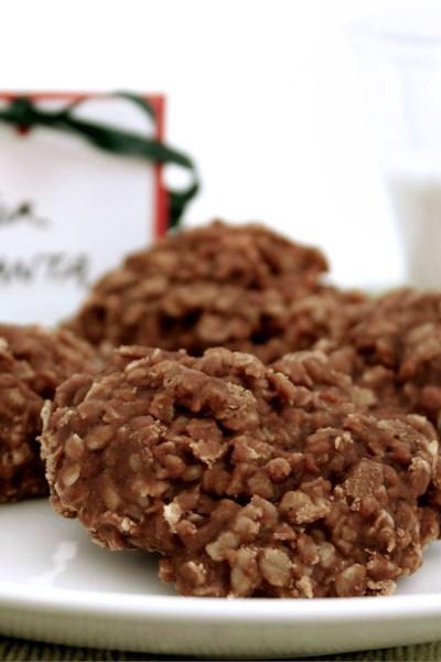 No Bake Cookies V