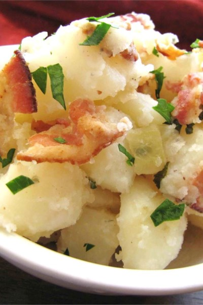 Authentic German Potato Salad