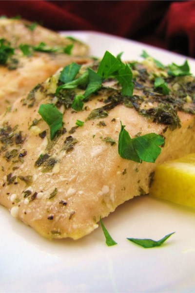 Baked Salmon II