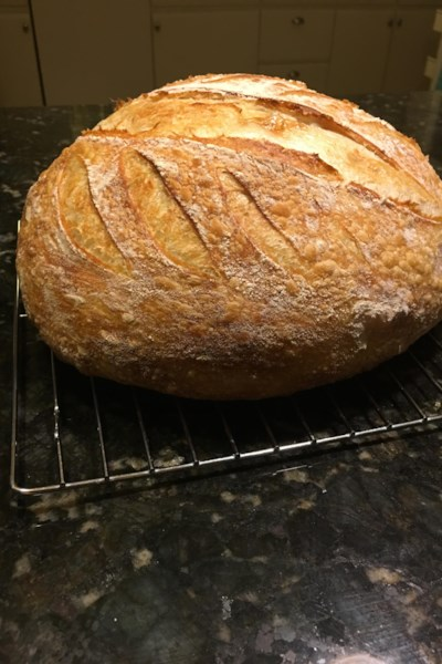 Chef John's Sourdough Bread
