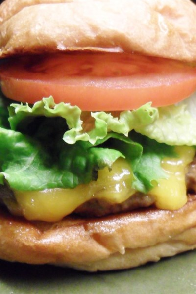 Juiciest Hamburgers Ever
