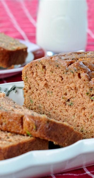 Mom's Zucchini Bread