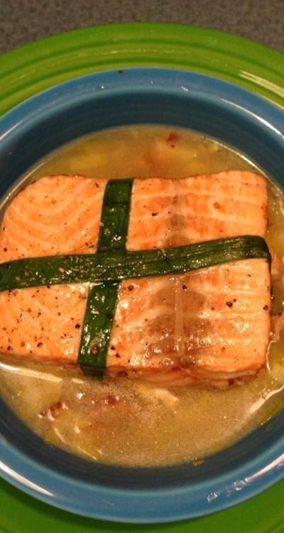 Valentine's Salmon