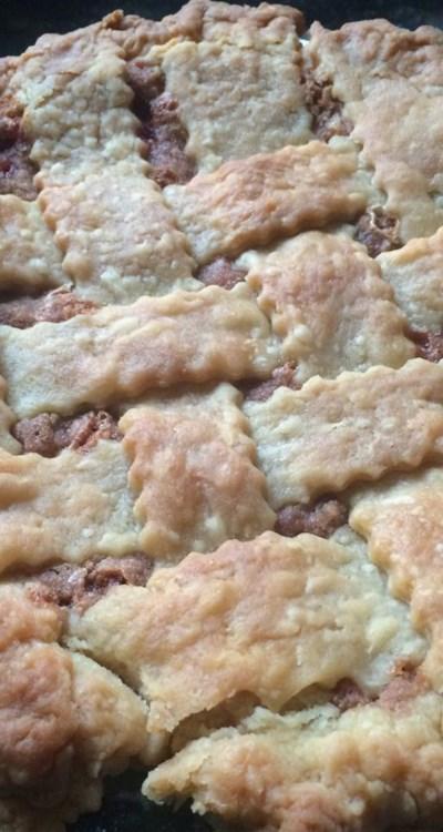 Buffalochef's Strawberry Rhubarb Pie