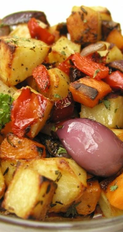 Roasted Vegetables