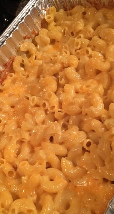 Mom's Baked Macaroni and Cheese