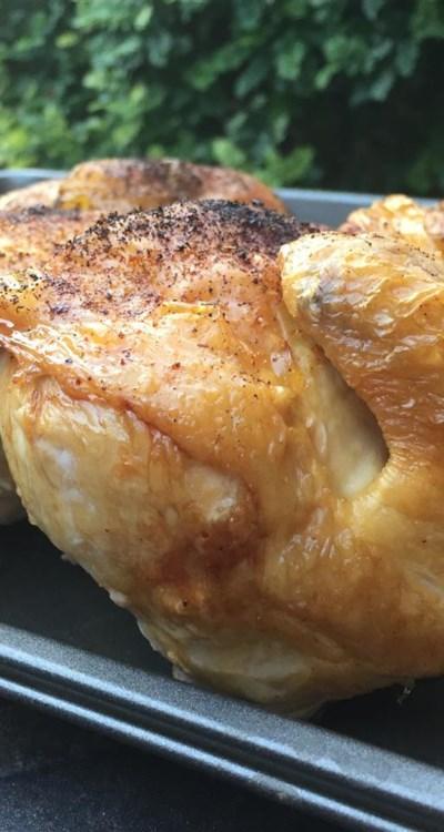 Spatchcock Chicken